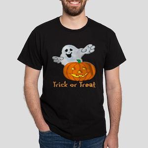 """Trick or Treat"" Dark T-Shirt"