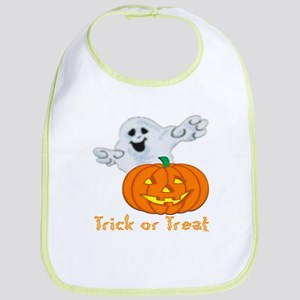 """Trick or Treat"" Bib"