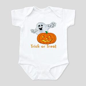 """Trick or Treat"" Infant Bodysuit"