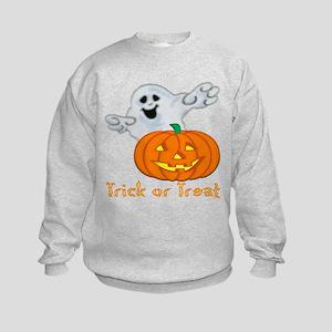"""Trick or Treat"" Kids Sweatshirt"