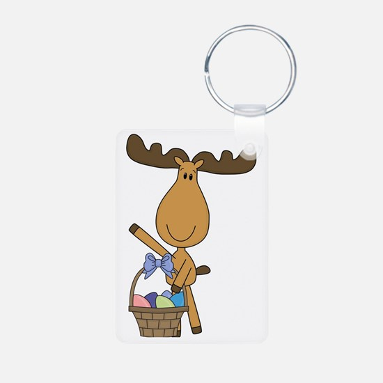 easter moose Keychains