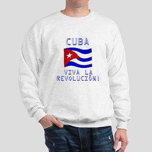 Cuba - Viva La Revolución Sweatshirt