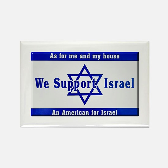 We Support Israel Magnets