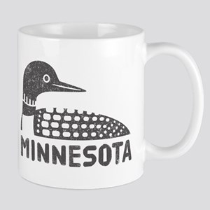 Minnesota Loon Mugs
