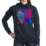 Pop Art Statue of Liberty Sweatshirt