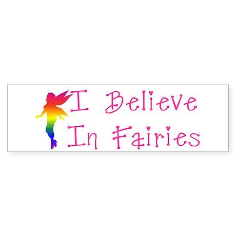 Fairies Bumper Sticker