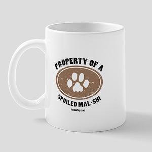 Mal-Shi dog Mug