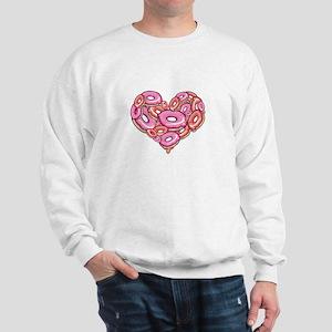 Heart of Donuts Sweatshirt