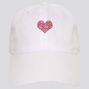 Heart of Donuts Cap