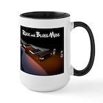 Rock And Blues Muse 15 Oz Ceramic Large Mug Mugs