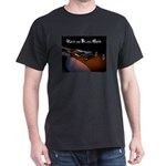 Rock And Blues Muse Men's T-Shirt Lrg Logo