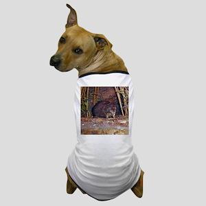 muskrat Dog T-Shirt