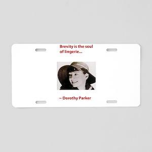 Dorothy_parker brevity lingerie Aluminum Licen