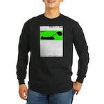 zzzzzzPod Long Sleeve Dark T-Shirt