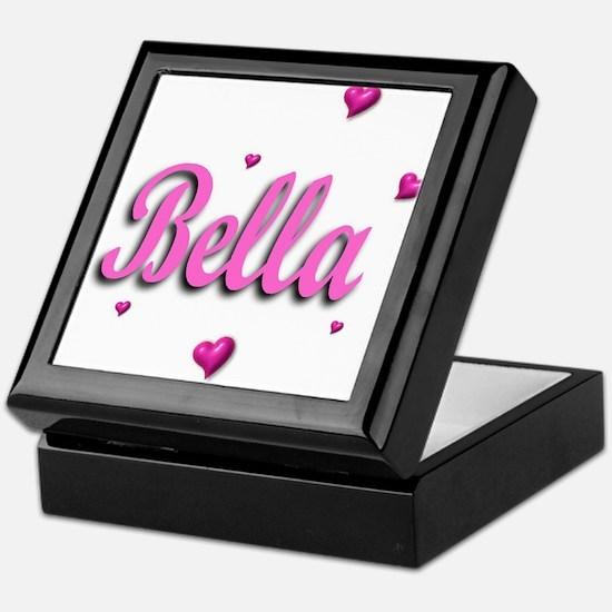 Cute Bella Keepsake Box