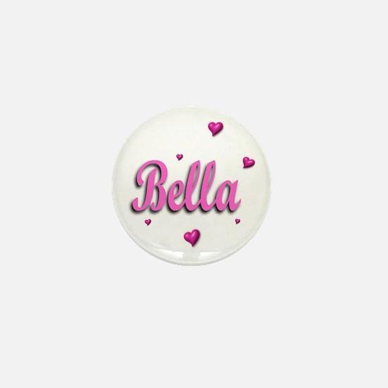 Cute Bella Mini Button