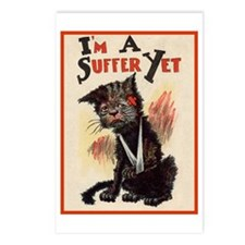 I'm A Suffer Yet Postcards (Package of 8)