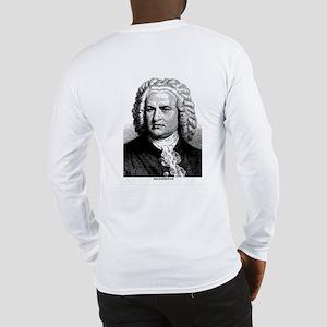 Front -- Bach Long Sleeve T-Shirt
