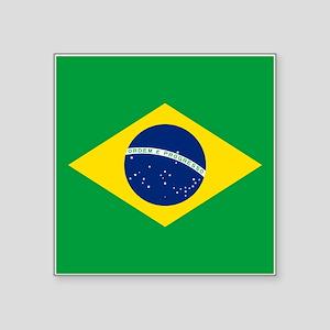 Flag of Brazil Sticker