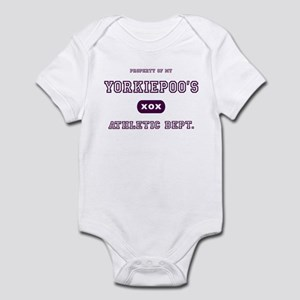 Yorkiepoo Infant Bodysuit