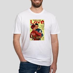 Hockey Honey Fitted T-Shirt