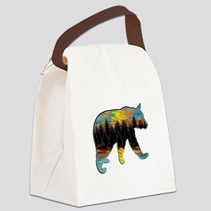 PERFECT TIMING Canvas Lunch Bag