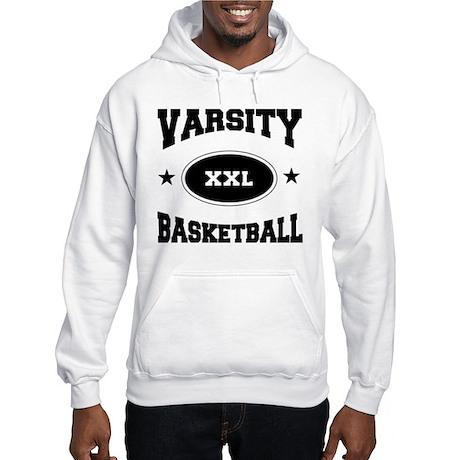 Varsity Basketball Hooded Sweatshirt