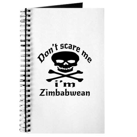 Do Not Scare Me I Am Zimbabwean Journal