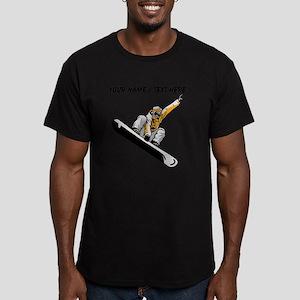 Custom Snowboarder T-Shirt