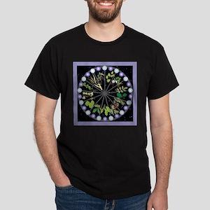 Celtic Calendar of Trees T-Shirt