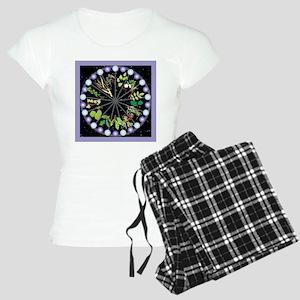 Celtic Calendar of Trees Pajamas