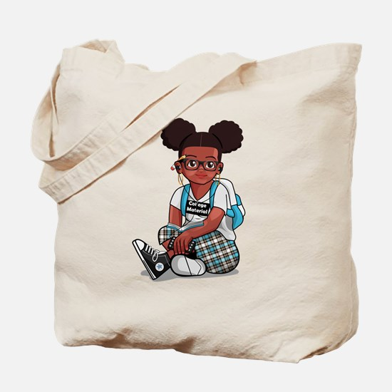 Cute Black girls rock Tote Bag