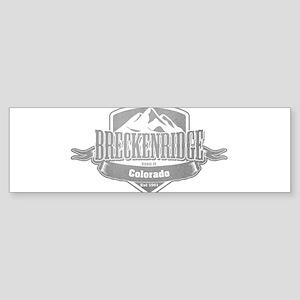Breckenridge Colorado Ski Resort 5 Bumper Sticker