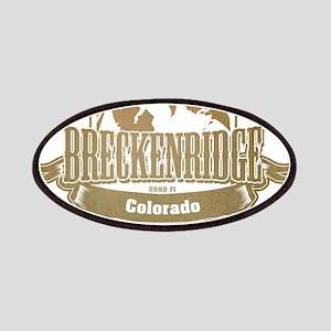 Breckenridge Colorado Ski Resort 4 Patches
