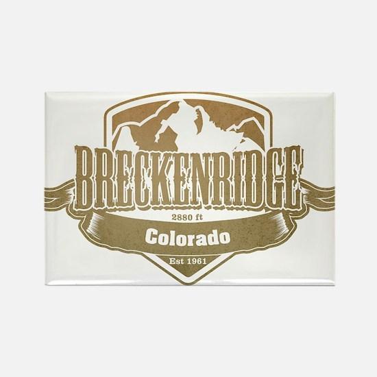 Breckenridge Colorado Ski Resort 4 Magnets