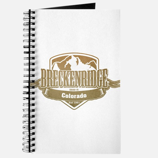 Breckenridge Colorado Ski Resort 4 Journal