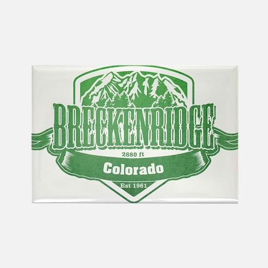 Breckenridge Colorado Ski Resort 3 Magnets