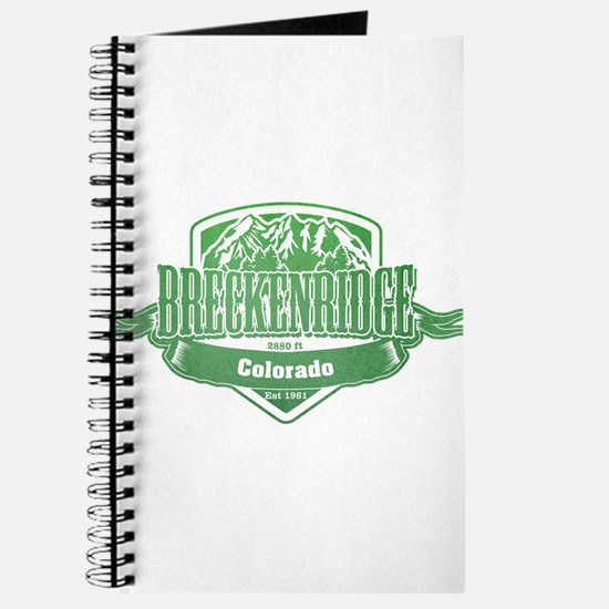 Breckenridge Colorado Ski Resort 3 Journal