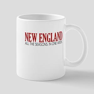 New England Seasons Mugs