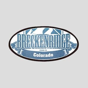 Breckenridge Colorado Ski Resort 1 Patches