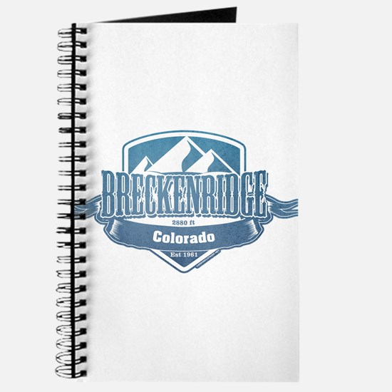 Breckenridge Colorado Ski Resort 1 Journal