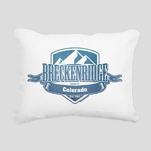 Breckenridge Colorado Ski Resort 1 Rectangular Can