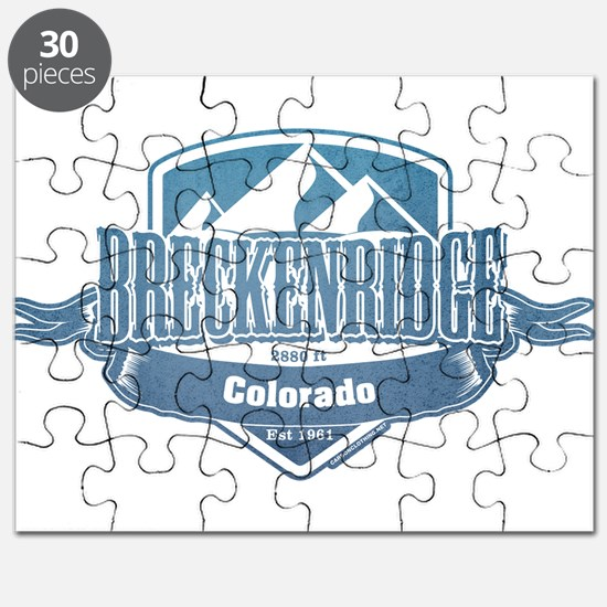 Breckenridge Colorado Ski Resort 1 Puzzle