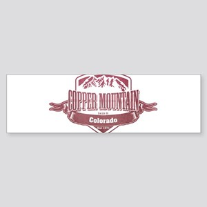 Copper Mountain Colorado Ski Resort 2 Bumper Stick