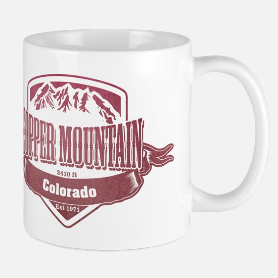 Copper Mountain Colorado Ski Resort 2 Mugs