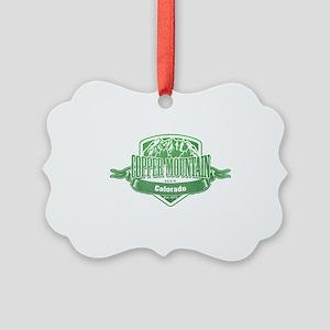 Copper Mountain Colorado Ski Resort 3 Picture Orna
