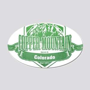 Copper Mountain Colorado Ski Resort 3 Wall Sticker