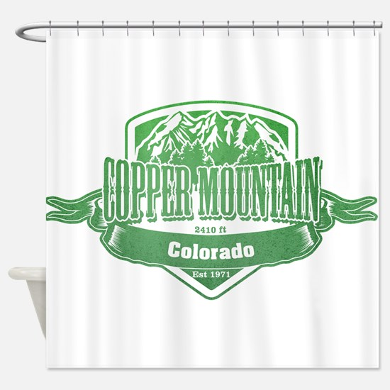 Copper Mountain Colorado Ski Resort 3 Shower Curta