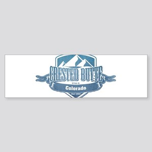 Crested Butte Colorado Ski Resort Bumper Sticker