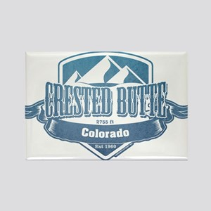 Crested Butte Colorado Ski Resort Magnets